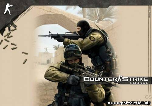 Counter-Strike: Source Full v34 NonSteam (RUS)