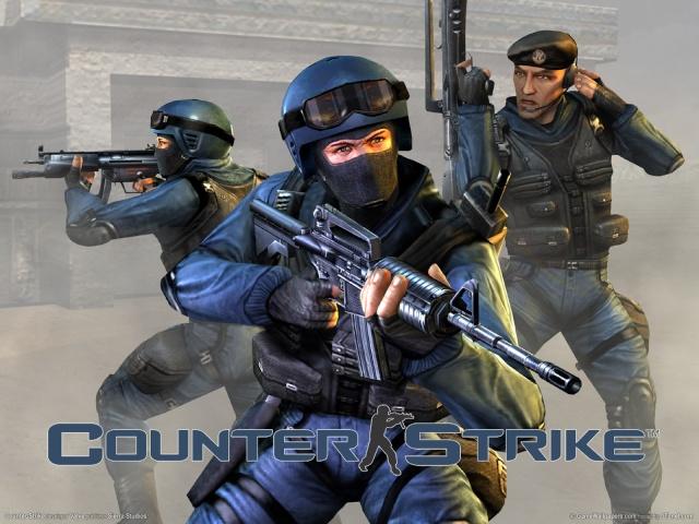 Скачать бесплатно Counter Strike 1.6 v.35
