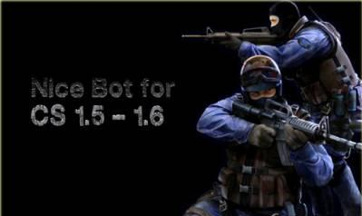NiceBot 1.6.1 - для Counter-Strike 1.5