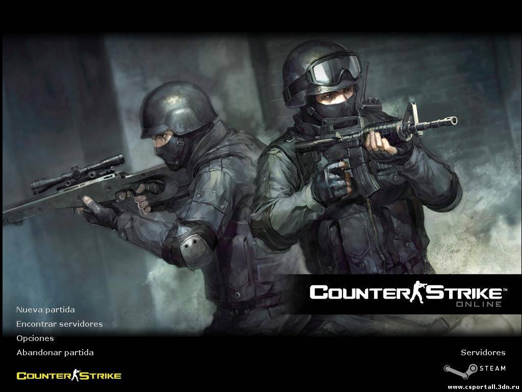 Counter Strike Online GUI v1 for CS 1.6