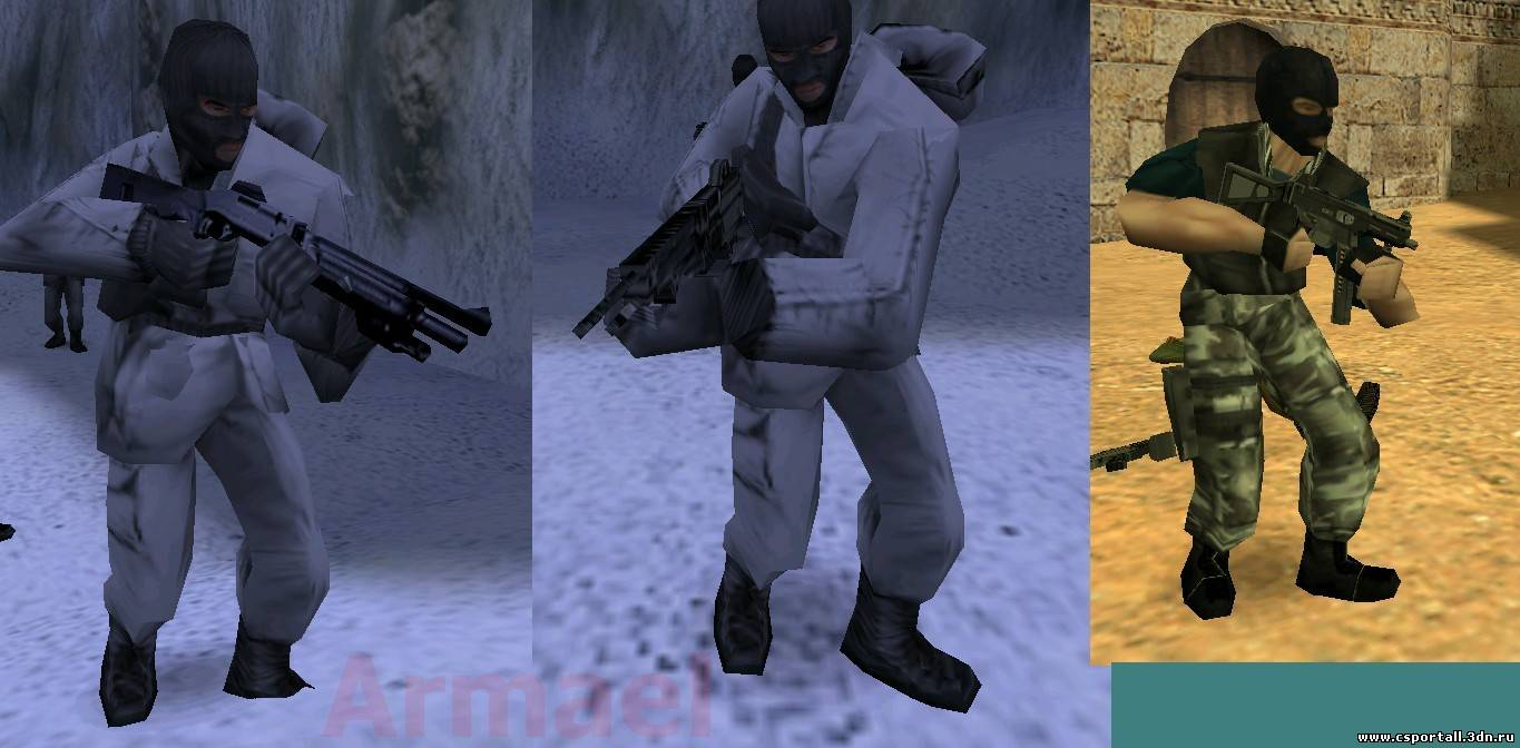 Beta players for Counter Strike 1.6