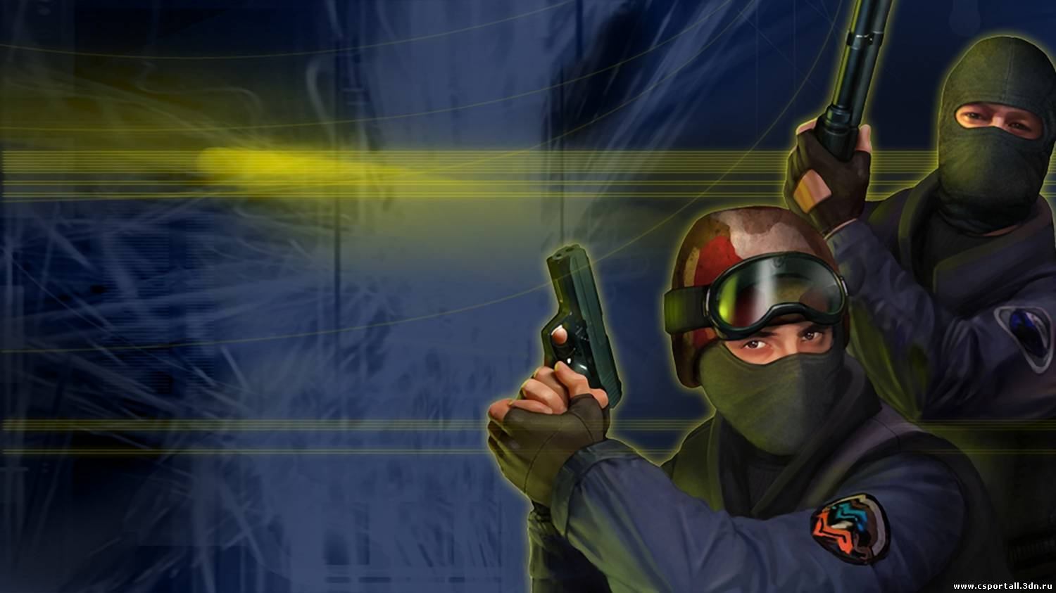 Статьи о Counter Strike 1.6